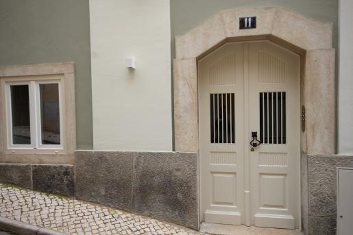 Porta entrada